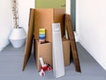 Boxes, Tape, & Other Moving Supplies