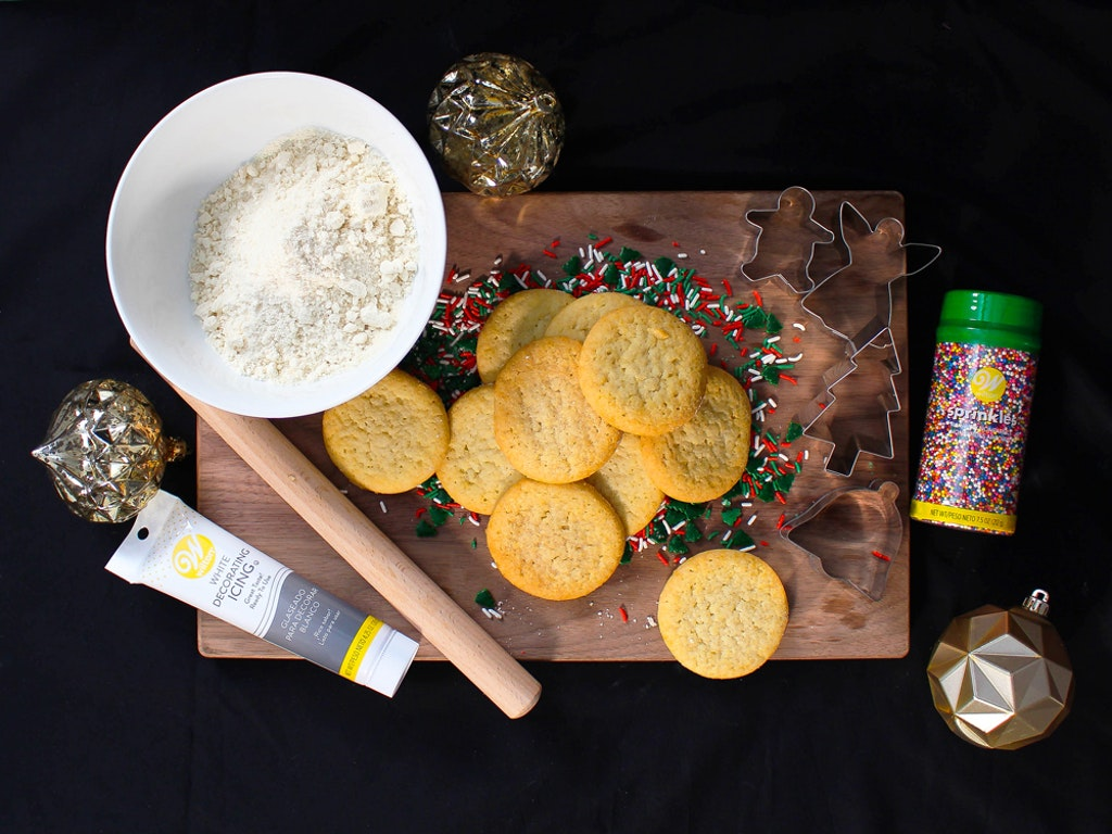 At-Home Cookie Making Kit!